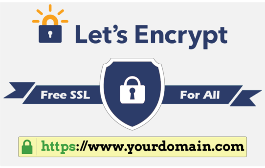 01 – Let's Encrypt