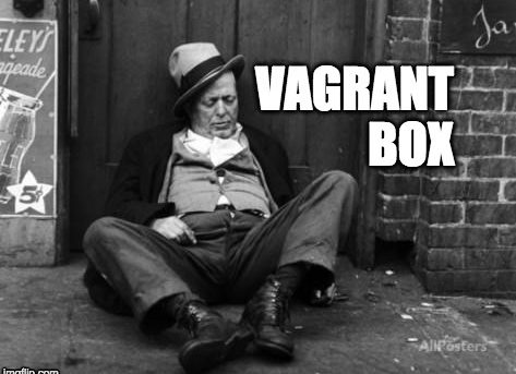 13 – vagrant box (vagrant 02)