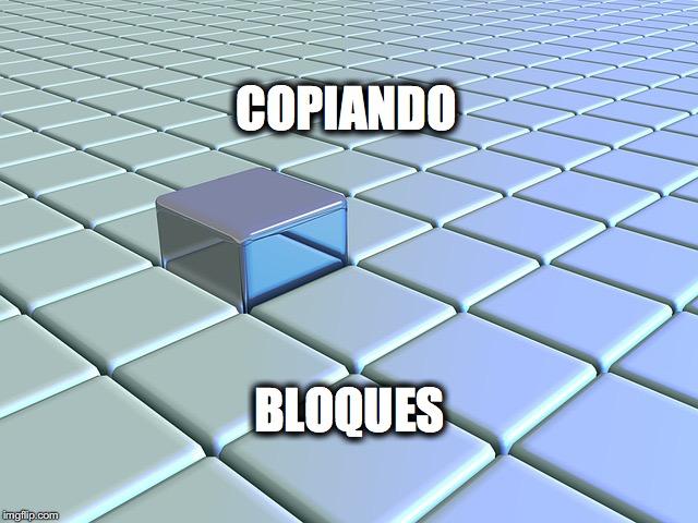 15 - copiando bloques
