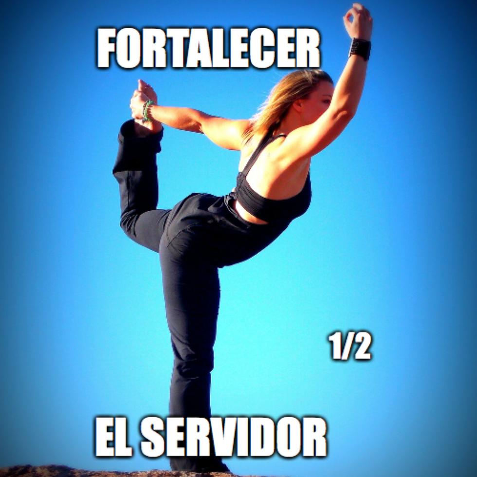 16 - fortalecer el servidor 1/2
