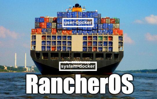 23 – RancherOS